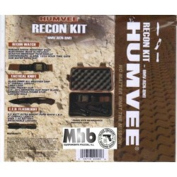 PACK REGALO HUMVEE RECON KIT